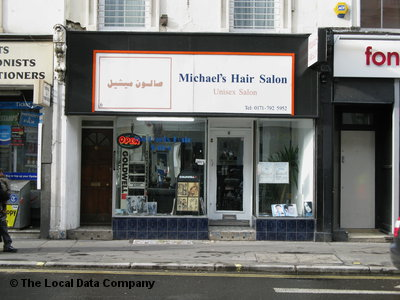 "Michael""s Hair Salon London"