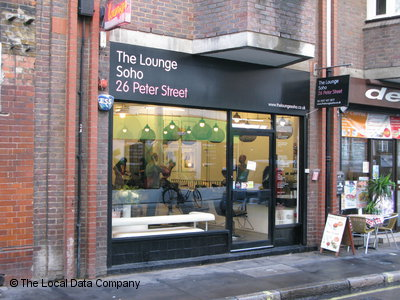 The Lounge Soho London