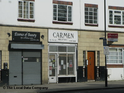 Carmen Hair Stylists London