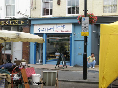 Snipping Image Hairdressing London