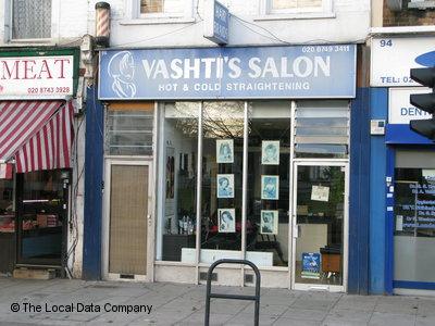 "Vashti""s Salon London"