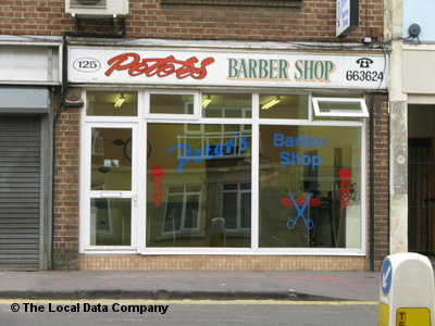 "Peter""s Barber Shop Bristol"