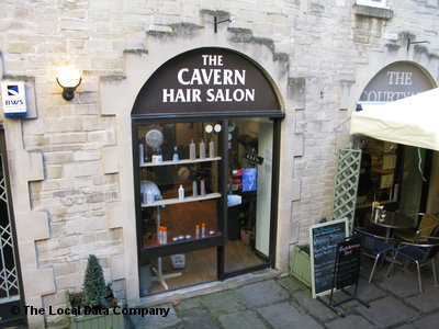 The Cavern Hair Salon Bath