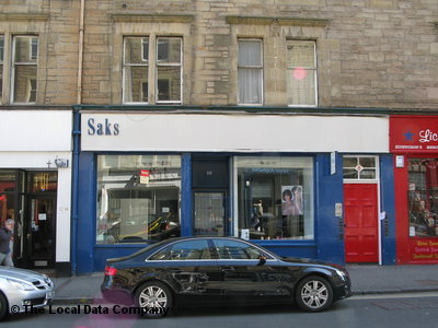 Saks Hairdressing Edinburgh