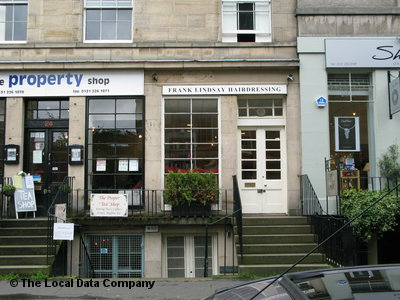 Frank Lindsay Hairdressing Edinburgh