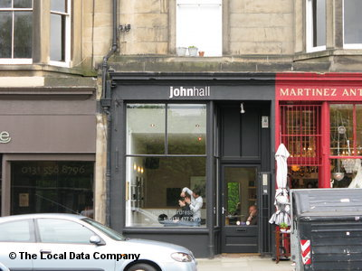 John Hall Edinburgh