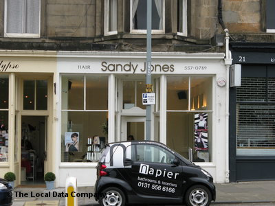Sandy Jones Edinburgh