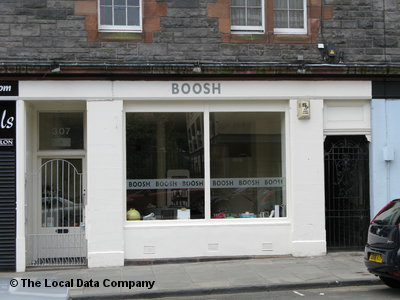 Boosh Edinburgh