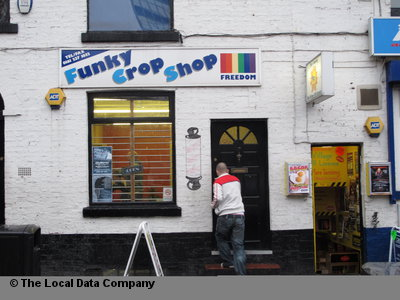 Funky Crop Shop Manchester