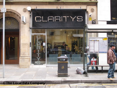 Claritys Manchester