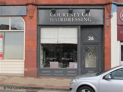 Courtney Co Hairdressing Birmingham