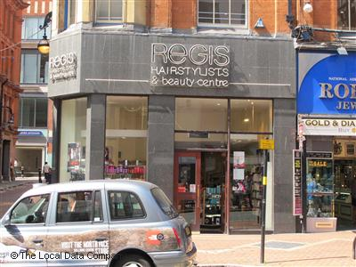 Hairdressers in birmingham city centre hair salons for Hair salon birmingham