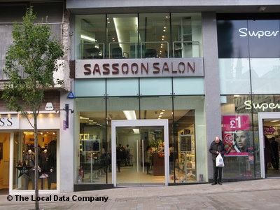 Sassoon Salon Leeds