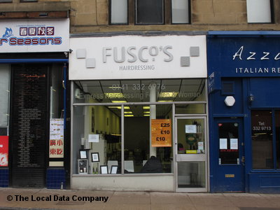 "Fusco""s Hairdressing Glasgow"