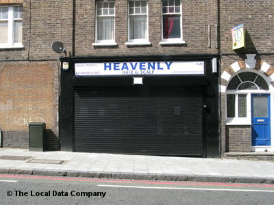 Heavenly Hair & Scalp London