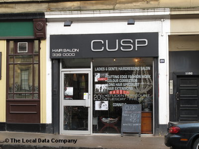 Cusp Hair Salon Glasgow