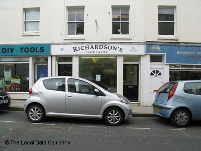 "Richardson""s Hair Salon Brighton"