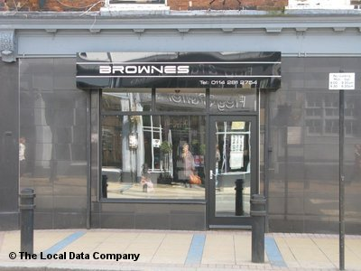 Brownes Hairdressers Sheffield