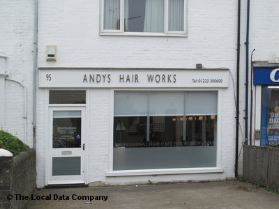 "Andy""s Hair Works Cambridge"