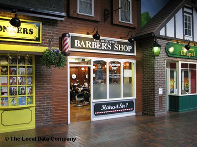 "The Traditional Barber""s Shop Gateshead"