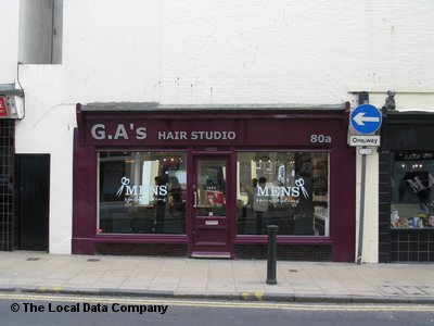 "GA""s Hair Studio Brighton"