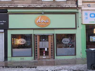 DNA Hairdressing Edinburgh