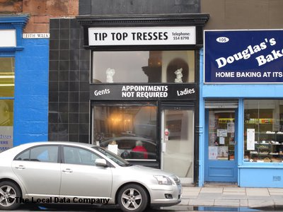Tip Top Tresses Edinburgh