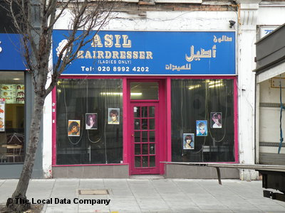 Asil Hairdresser London