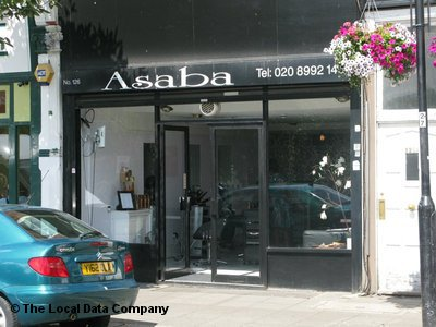 Asaba Hair Salon London