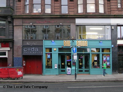Coda Hairdressing Glasgow