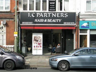 I C Partners Hair London