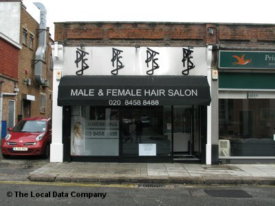 "P J""s Hairdressing London"