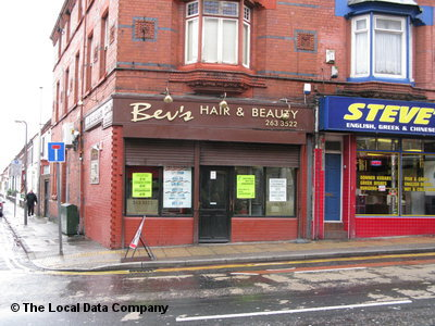 Bevs Hair & Beauty Gallery Liverpool