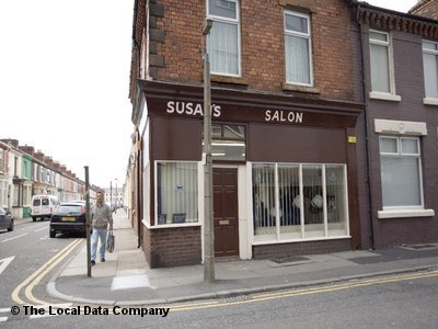 "Susan""s Salon Liverpool"