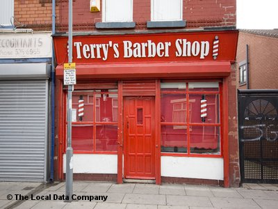 "Terry""s Barber Shop Liverpool"