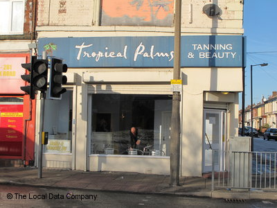 Tropical Palms Liverpool