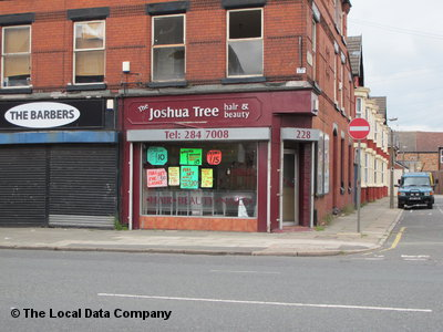 The Joshua Tree Hair & Beauty Liverpool