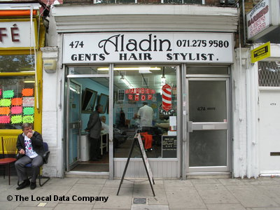 Aladin Gents Hair Stylist London