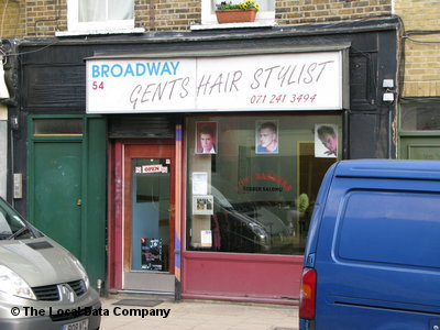 Broadway Gents Hair Stylist London