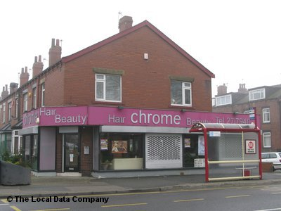 Chrome Hair & Beauty Leeds