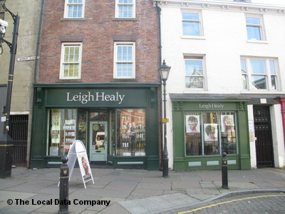 Leigh Healy Stockport
