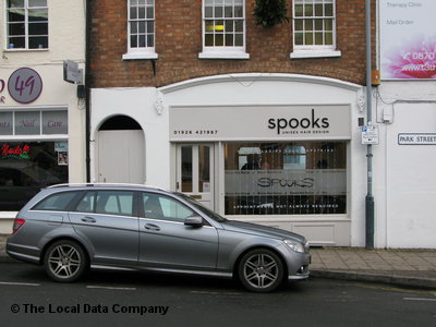 Spooks Leamington Spa