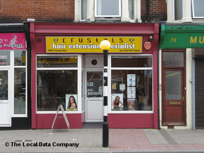 Crystals Hair Southsea