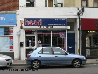 Head Gallery 01 Southsea