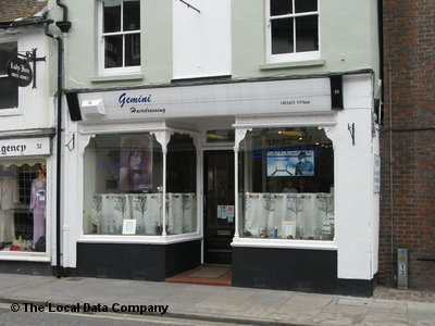Gemini Hairdressing Chichester