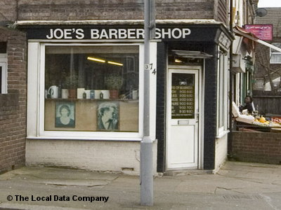 "Joe""s Barber Shop Luton"