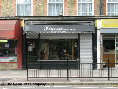 Finesse Unisex Salon London