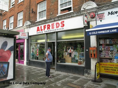 Alfreds Gents Hairdressing London