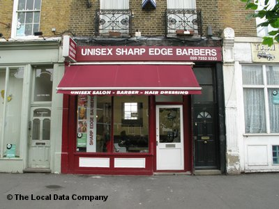 Unisex Sharp Edge Barbers London