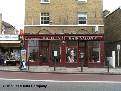 Raffles Hair Salon London